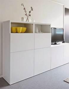 Ikea Kallax Flur : stue skandinavisk interi r ikea best tvbenk muuto inspiration deco pinterest living ~ Markanthonyermac.com Haus und Dekorationen