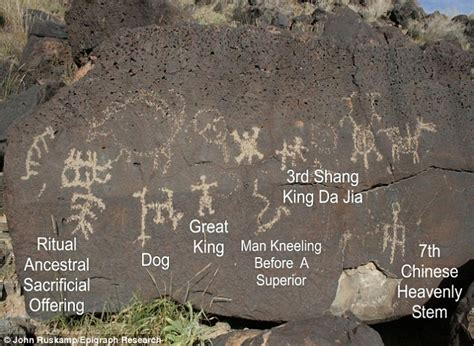 Ancient Chinese script may prove Asians discovered America ...