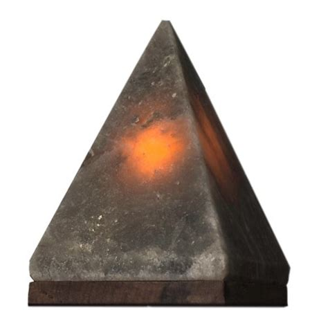 himalayan salt l pyramid beautifully finished pyramid salt l from