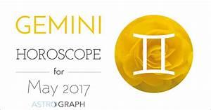 Gemini Horoscope for May 2017