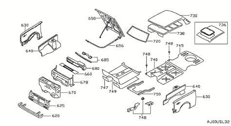 Nissan Altima Parts Diagram Automotive
