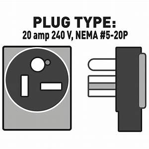 Dura Heat Electric Forced Air Heater  240 Volt