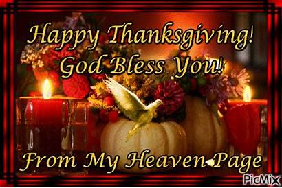 God Bless Thanksgiving Happy