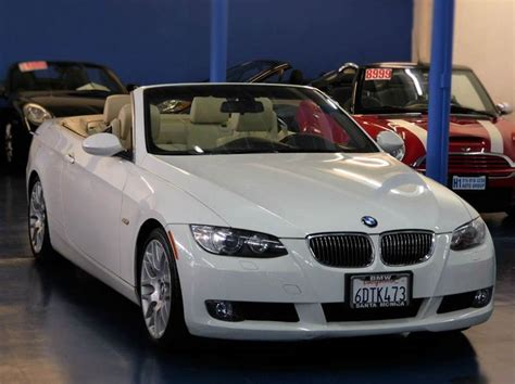 2008 Bmw 3 Series 328i 2dr Convertible Sulev In Sacramento