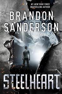 Steelheart by Brandon Sanderson - book review - MySF Reviews