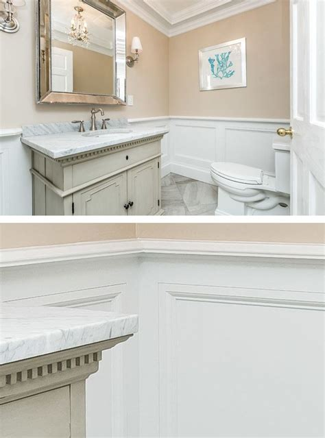 Colonial Wainscoting by Classical Colonial Bathroom Hartness Classical
