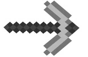 Minecraft Diamond Sword Coloring Pages Printable