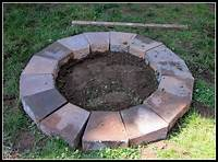 build a fire pit Homeroad: Building a Fire Pit