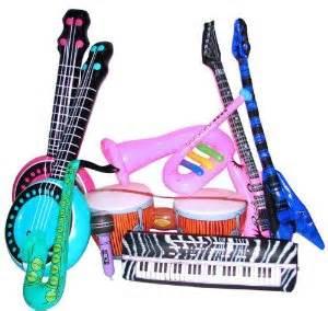 <b>Amazon</b>.com: Rock Band Inflate <b>Instrument</b> Set (2 dz): Toys & Games