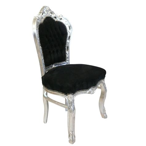 chaises baroque black baroque chair ls bronze statues