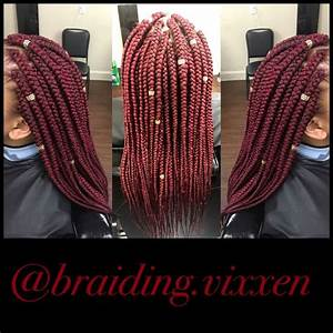 1000+ ideas about Medium Box Braids on Pinterest | Box ...
