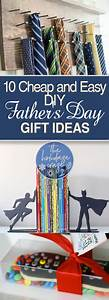10 Cheap and Easy DIY Father's Day Gift Ideas