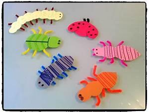 Pinterest Bricolage Jardin : des petits insectes printemps pinterest cure ~ Melissatoandfro.com Idées de Décoration