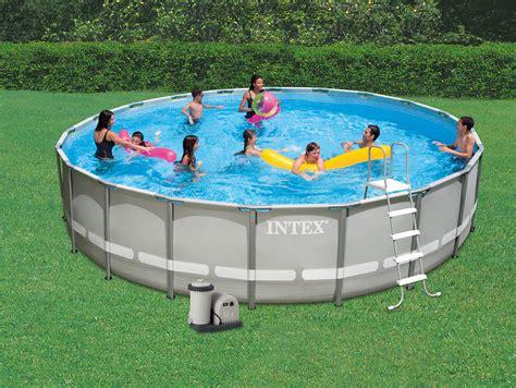 Intex 20' X 48