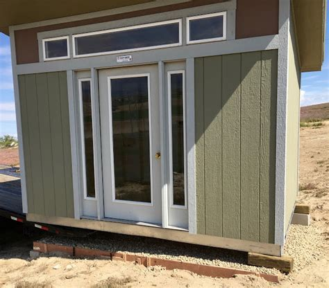 tuff shed accessories the solar studio tuff shed