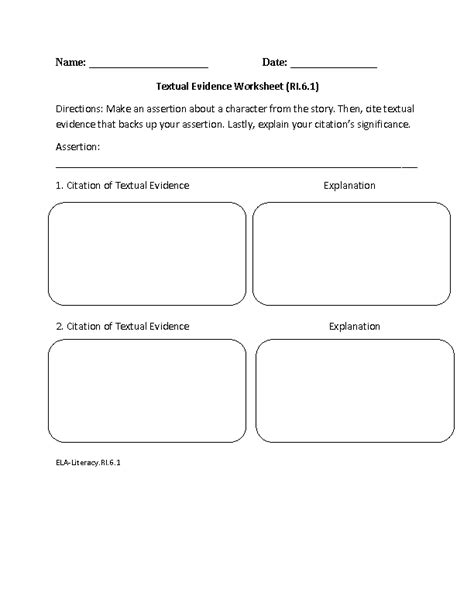 informational text worksheets 6th grade 6th grade common reading informational text