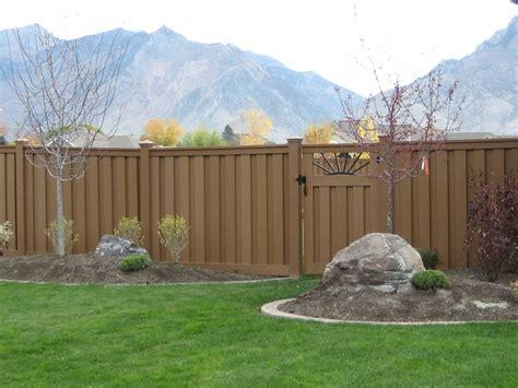 alternative to wooden fencing gallery trex fencing the composite alternative to wood vinyl