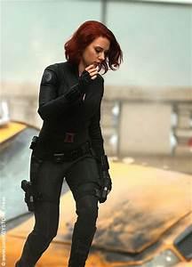 Scarlett Johansson Avengers Costume | www.imgkid.com - The ...