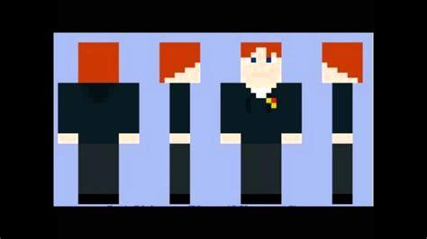 Harry Skin Minecraft Quidditch Potter