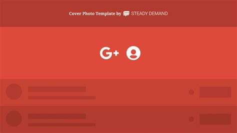 cover photo template the ultimate plus cover photo template free steady demand