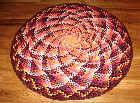 how to make a braided rug 21 cool diy rugs you can make in no time diy