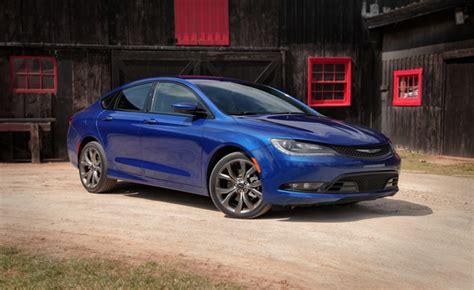 Fuel Economy Chrysler 200 by 2015 Chrysler 200 At 36 Mpg Highway 187 Autoguide News