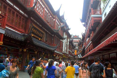 shanghai  town perihla travel guides
