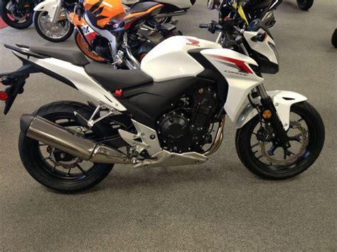 Honda Cb500f Image by Buy 2013 Honda Cb500f Sportbike On 2040motos