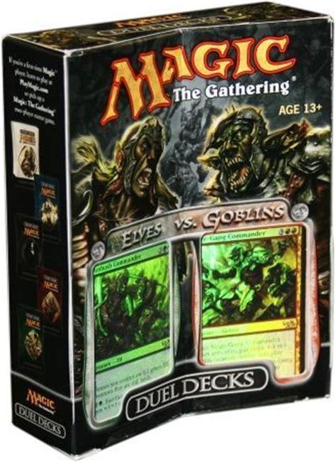 Mtg Sle Decks 2014 by Elves Vs Goblins Duel Deck Mtg Magic The Gathering