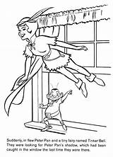 Peter Coloring Pan Pages Butter Peanut Colouring Flying Scotsman Template Club Getdrawings Sketch Mr sketch template