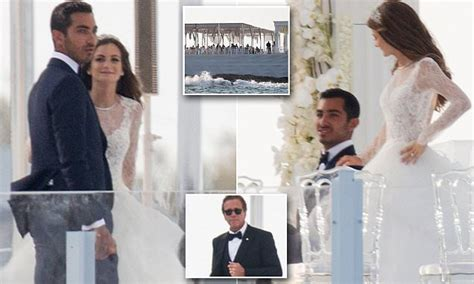 Jeff Suttons Daughter Renee Gets Married In Puglia