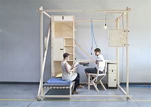 2.5³ is a Multifunctional Living Cube for Contemporary ...