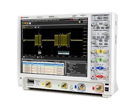 infiniium  series oscilloscopes keysight