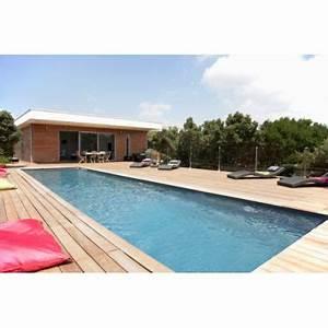 Piscine En Kit Polystyrène : piscine en kit polystyr ne luxe couloir de nage distripool ~ Premium-room.com Idées de Décoration