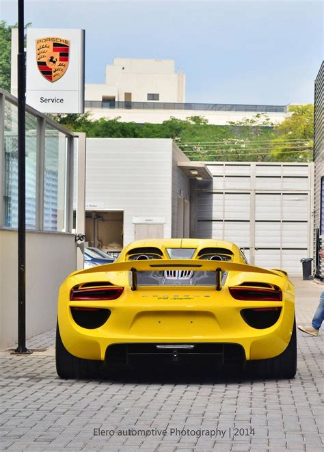 porsche spyder yellow more photos of the racing yellow coloured porsche 918 spyder