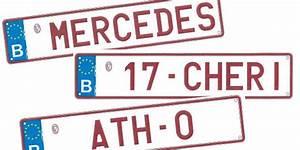 Immatriculation Voiture Belge : plaques d 39 immatriculation tout est permis ou presque ~ Gottalentnigeria.com Avis de Voitures