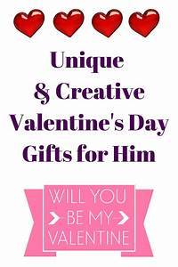 Unique & Creative Valentine's Day Gifts for Him | My ...