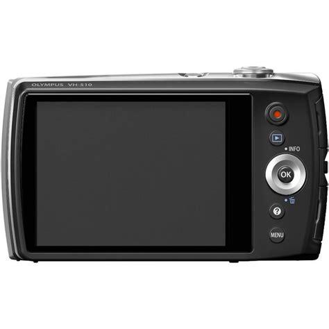 olympus vh 510 olympus vh 510 hõbedane kompaktkaamerad photopoint