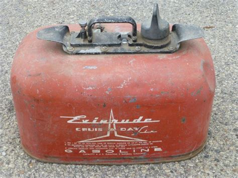 Old Boat Fuel Tank by Buy Vintage Evinrude Rare Cruise A Day Outboard Boat Motor