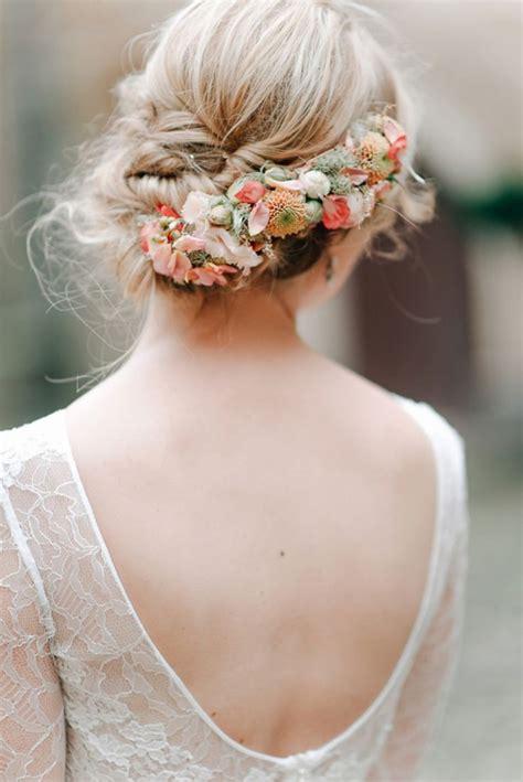 Best 25 Bridal Hair Flowers Ideas On Pinterest