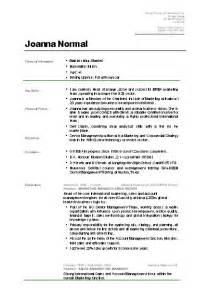 sle student cv template the world s catalog of ideas