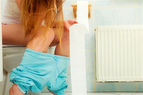 burning diarrhea   itching pain  loose