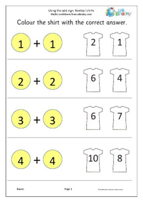 reception maths worksheets free free maths worksheet