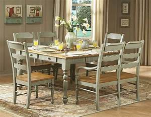 distressed dining room table and chairs marceladickcom With table and chairs dining room