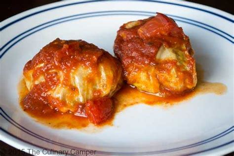 cabbage rolls in oven stuffed cabbage rolls damn fine dishes