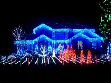 extreme christmas lights  absecon  youtube