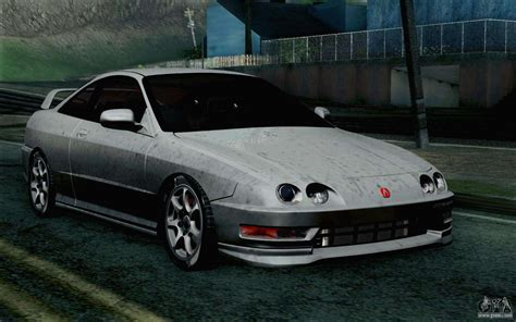 acura integra type r 2001 stock for gta san andreas