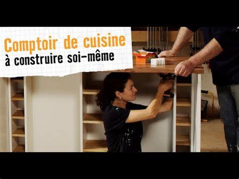 comptoire de cuisine comptoir de cuisine hornbach meubles à construire soi même