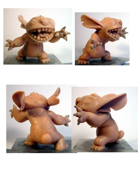 disney products  cody pence  behance sculptures