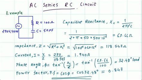 Power Factor Equation Physics Tessshebaylo